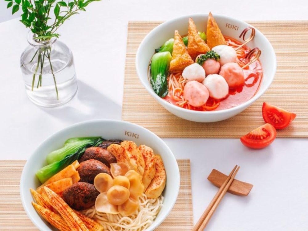 KiKi Noodle Bar (KiKi Tea) Hong Kong