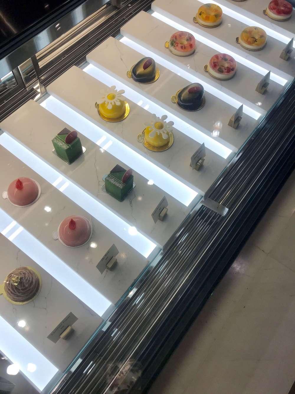 Artisan Lounge, K11 MUSEA Hong Kong