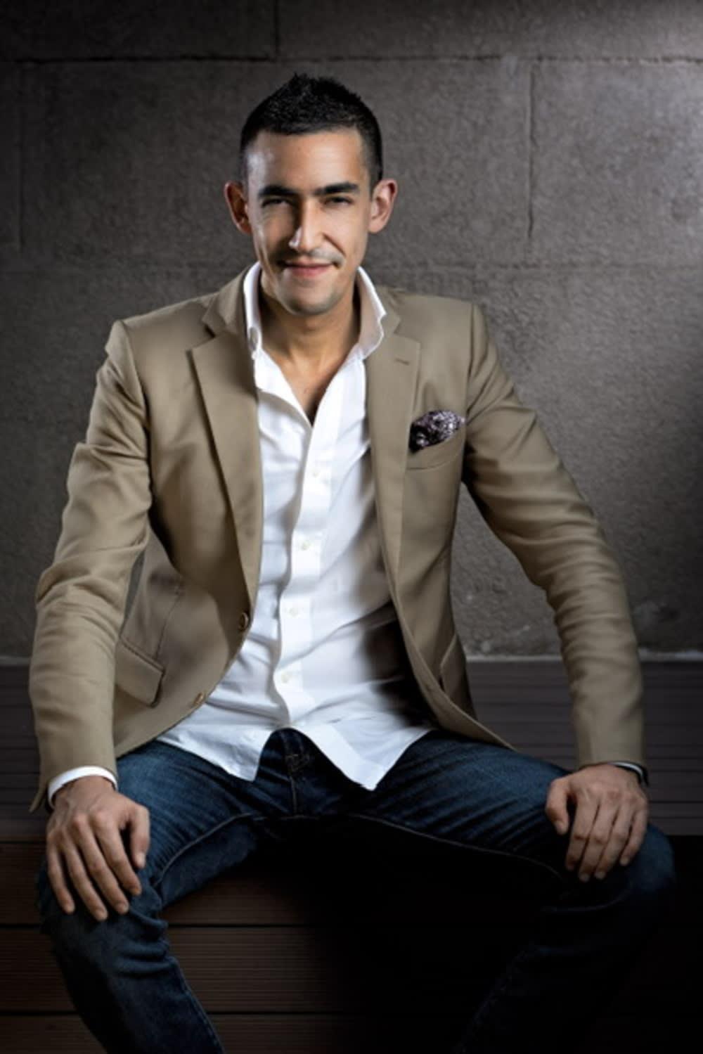 Manuel Palacio, co-founder of Pirata Group Hong Kong