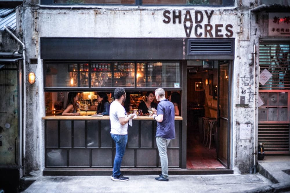 Shady Acres Hong Kong