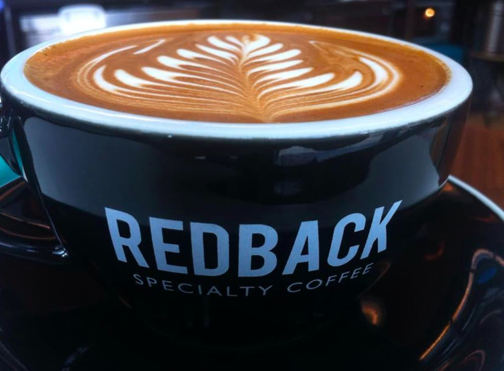 Redback Coffee Hong Kong