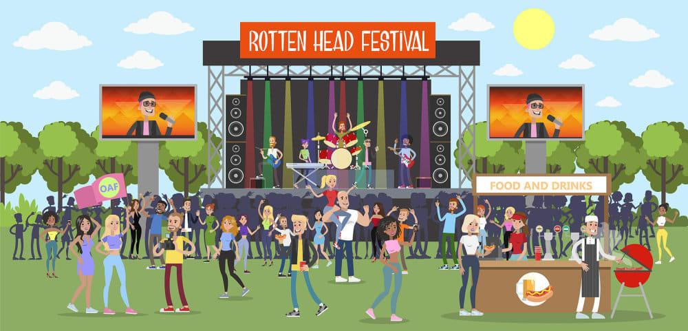 Rotten Head Festival