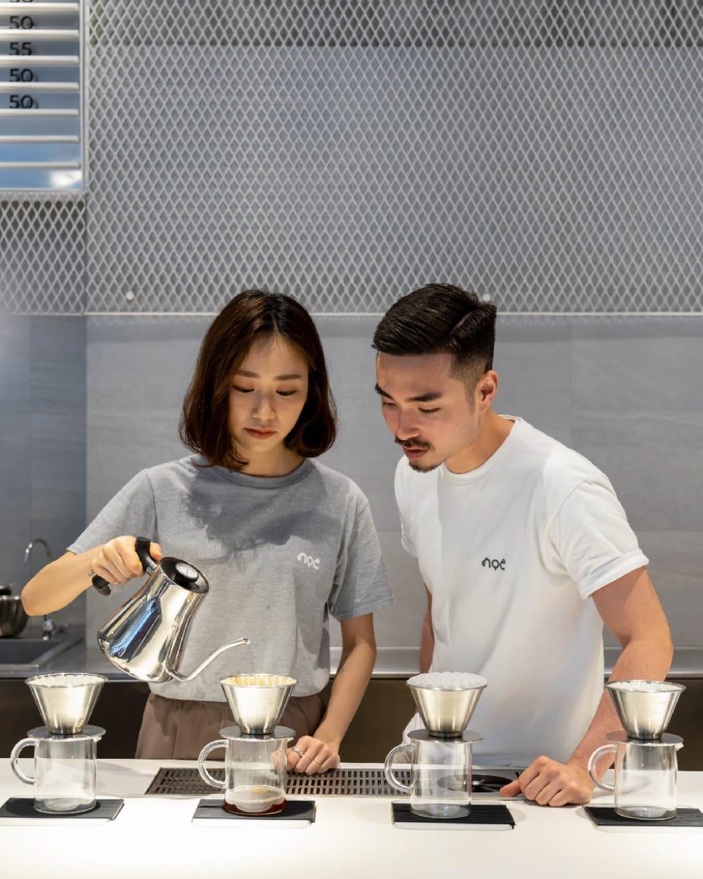 Sam Chan, NOC Roastery Hong Kong
