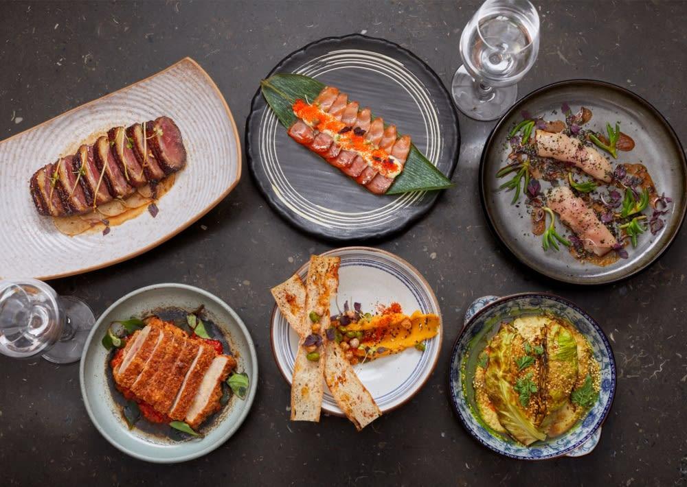 The Son-Phan menu collaboration between Madame Ching and TokyoLima Hong Kong