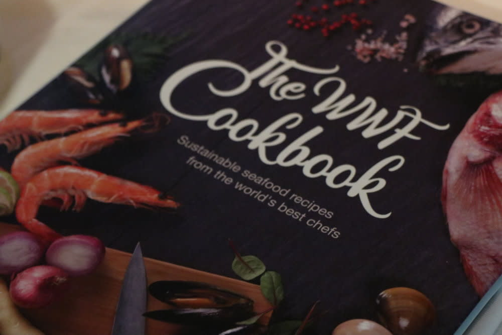 The WWF Cookbook