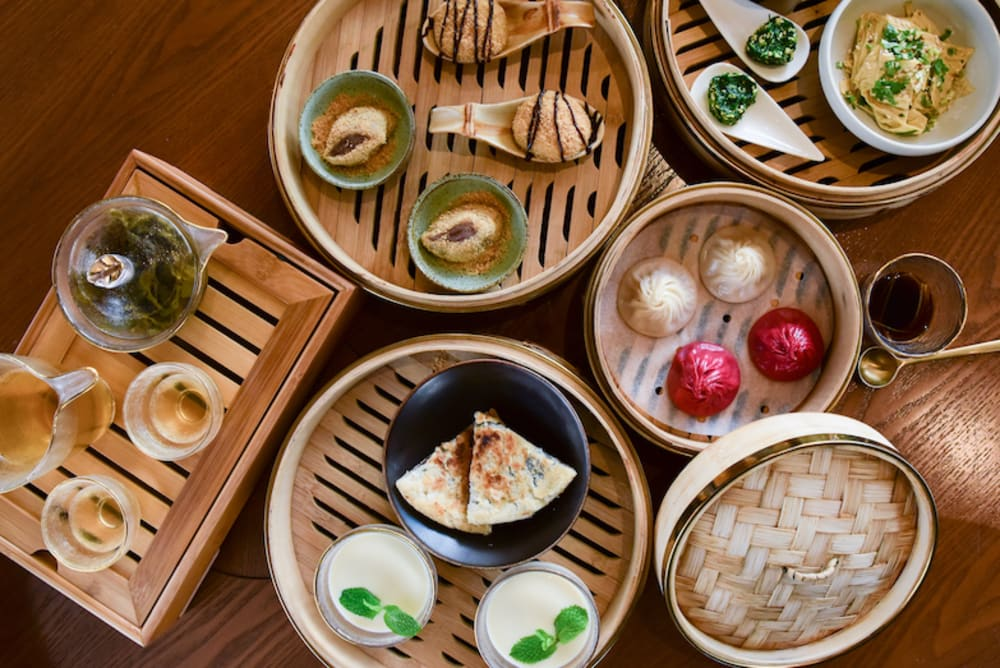 Jiangnan-inspired afternoon tea at Old Bailey Hong Kong