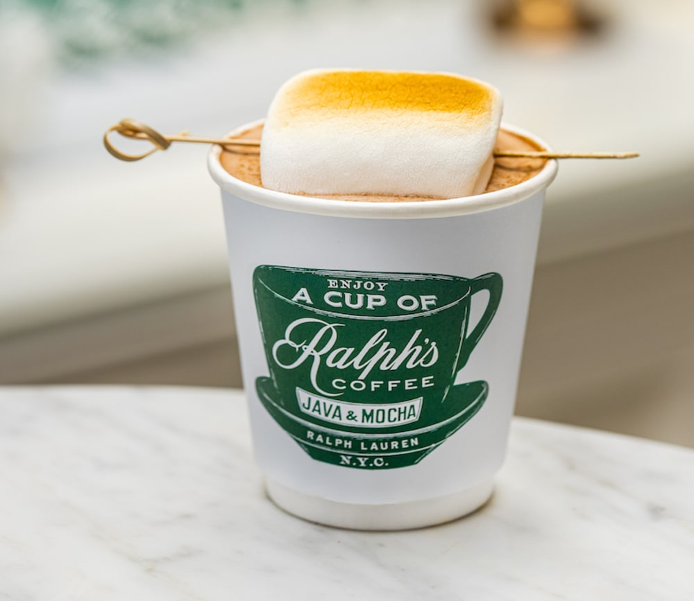 Ralph's Coffee pop-up at LANDMARK Hong Kong