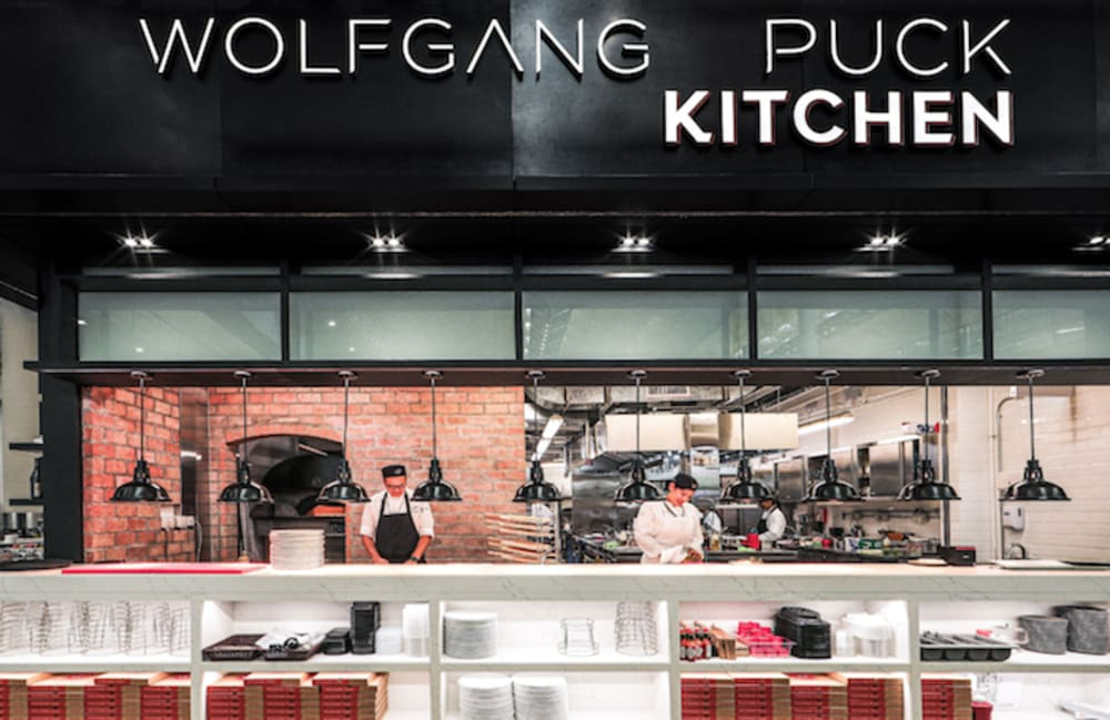 Wolfgang Puck Kitchen Hong Kong