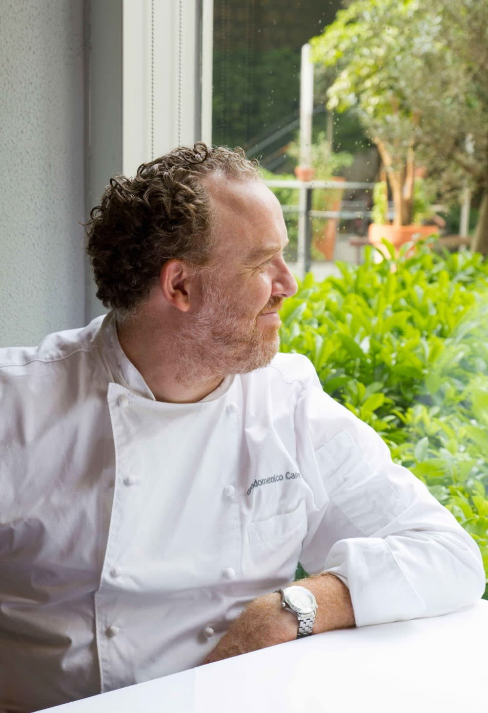 Chef Gianni Caprioli