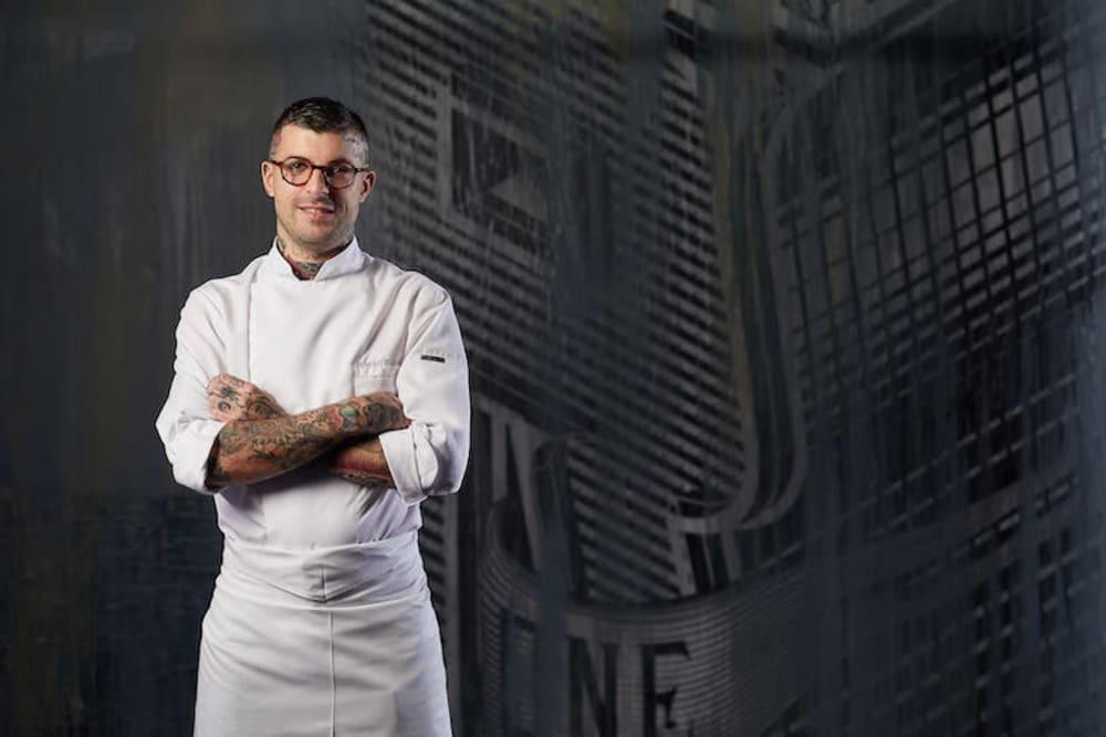 Chef Álvaro Ramos