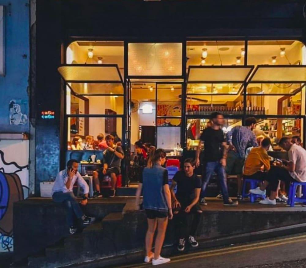 Chôm Chôm Hong Kong
