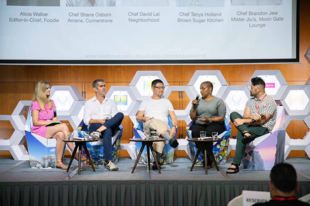 Dining in 2030: From SF to HK panel