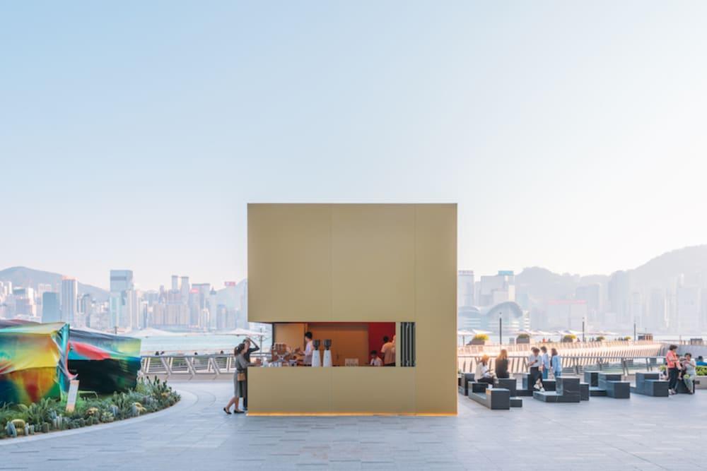 % Arabica (K11 MUSEA Hong Kong)
