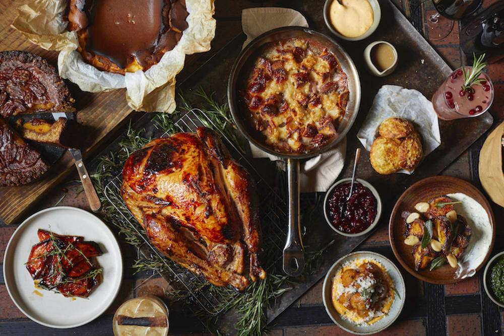 Thanksgiving at Mr Brown Hong Kong