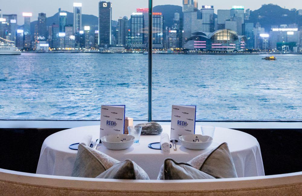 Rech by Alain Ducasse Hong Kong