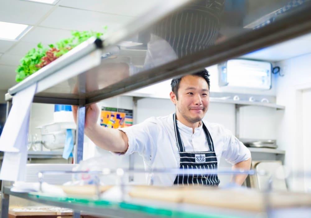 Chef Kwanghi Chan