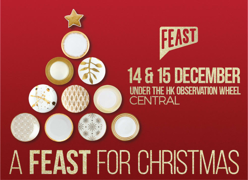 A FEAST for Christmas Hong Kong