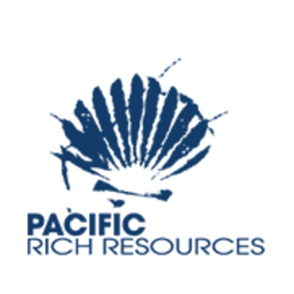 Pacific Rich Resources