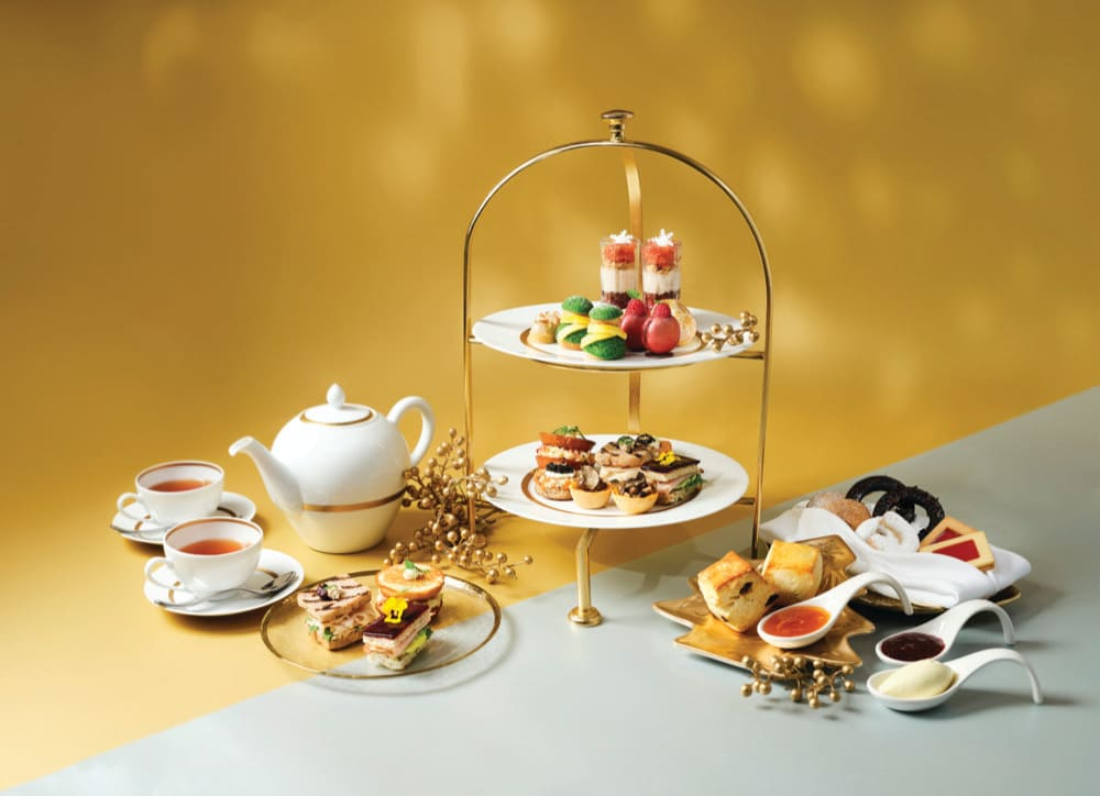 Festive Afternoon Tea at the Murray