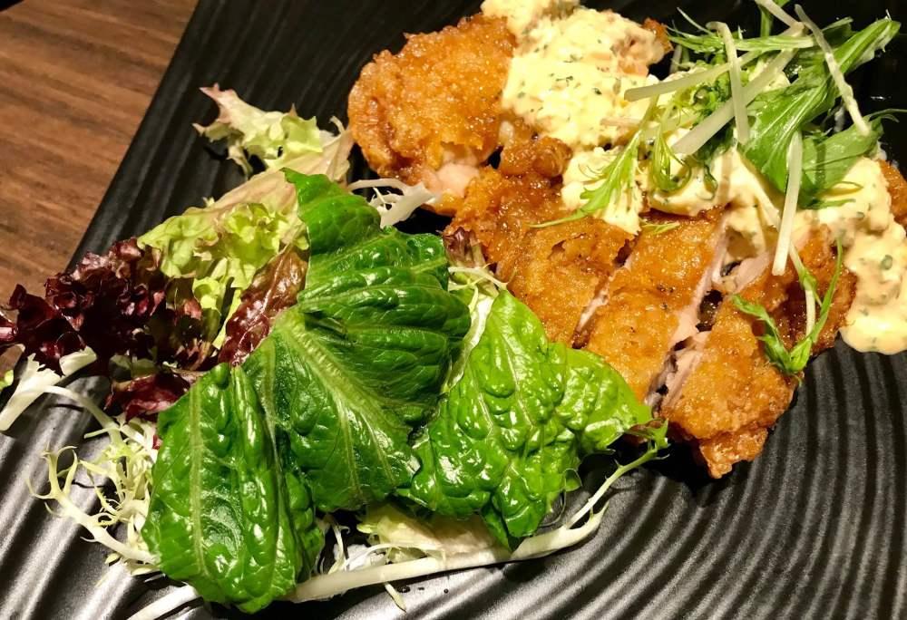 tempura chickenn