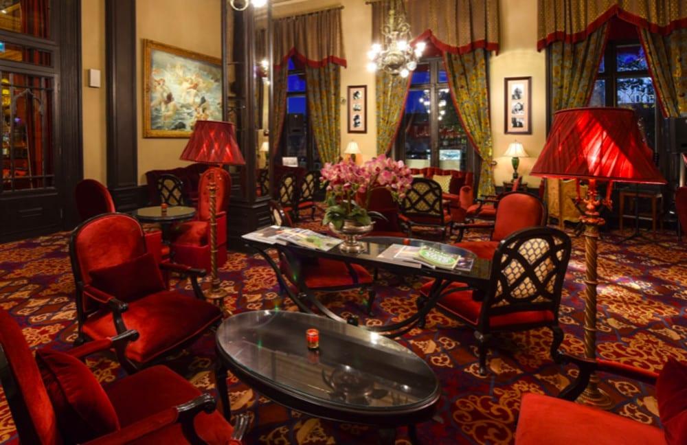 Orient Bar at Pera Palace Hotel Istanbul