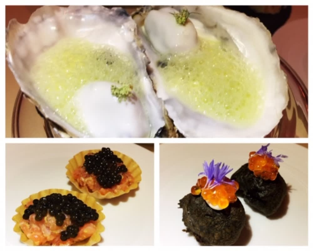 Restaurant Petrus at Island Shangri-La, Hong Kong