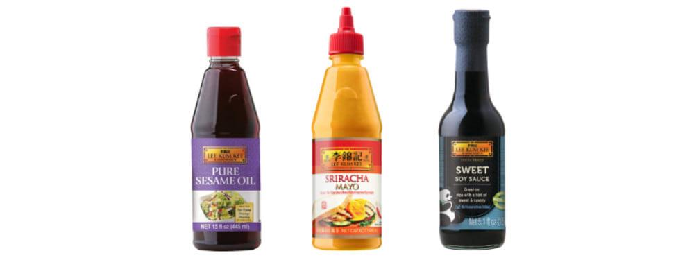 Lee Kum Kee sauces
