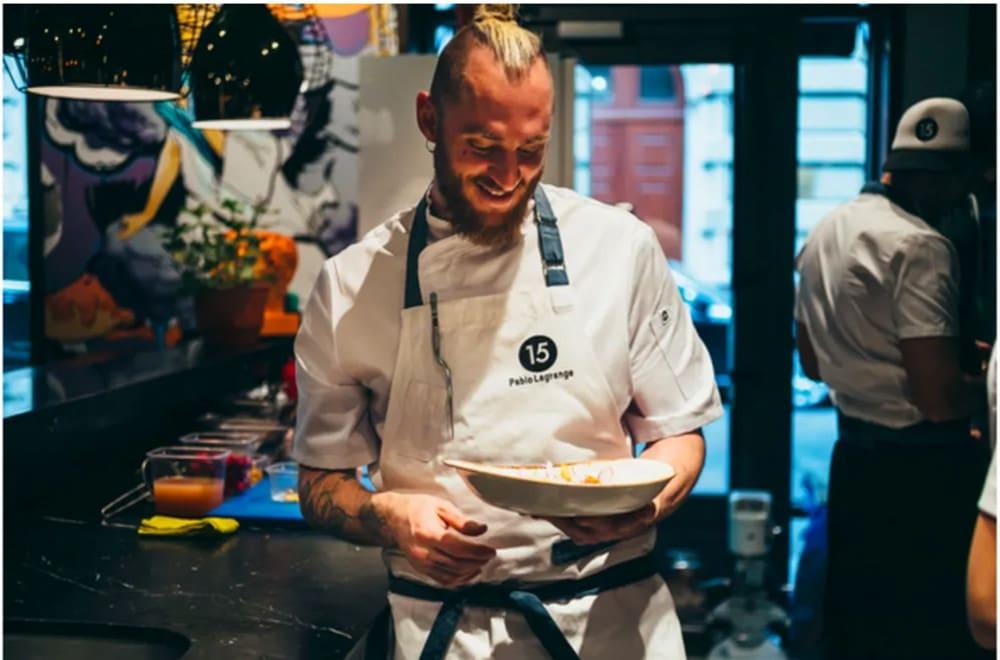 Chef Pablo Lagrange