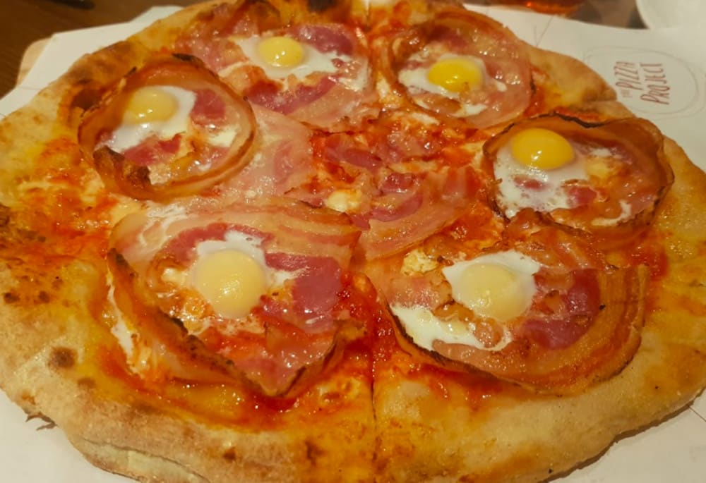The Pizza Project Hong Kong