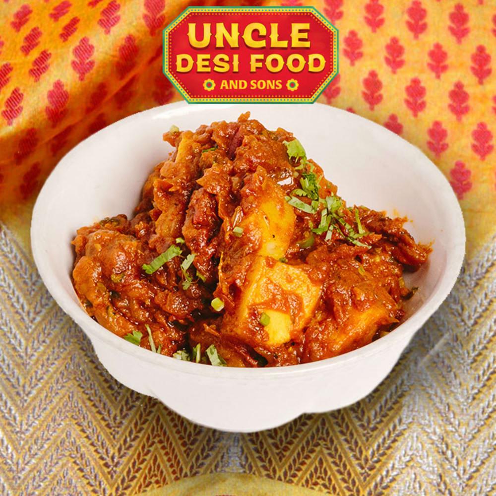 Uncle Desi Food & Sons Hong Kong
