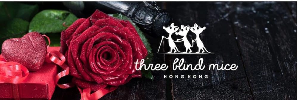 Three Blind Mice Hong Kong