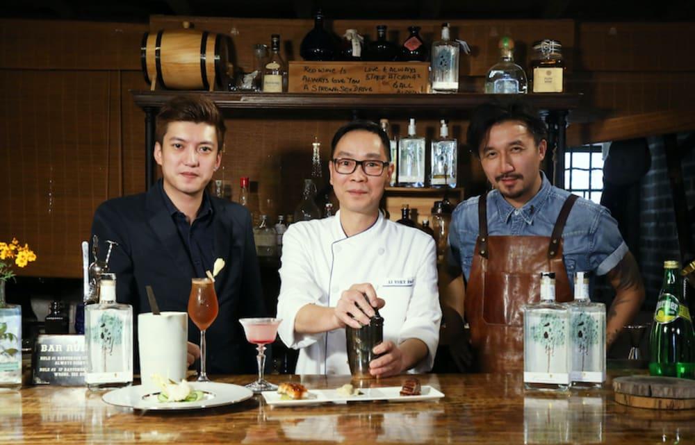 Perfume Trees Gin guest mixologist at Alibi – Wine Dine Be Social Hong Kong