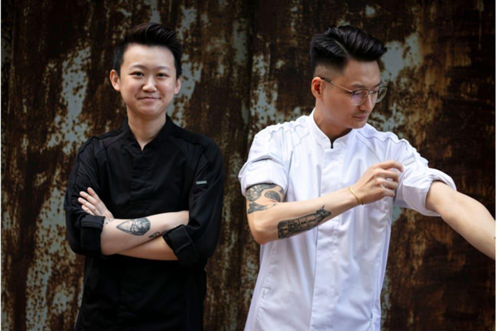 Test Kitchen Hong Kong x Ray Choi (Butler) and Devon Hou (Test Kitchen)