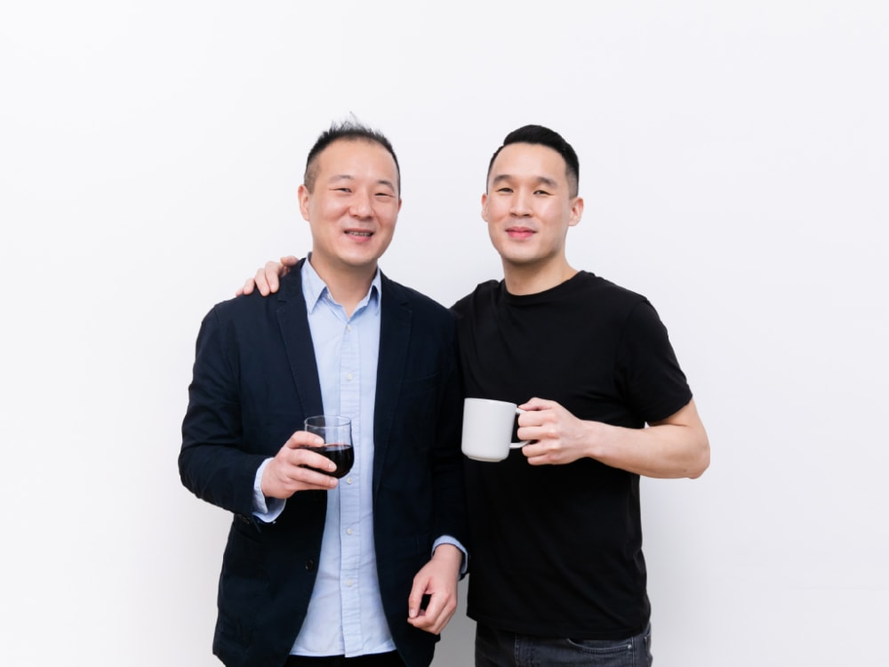 Bomshbee founders William and Anthony Lau