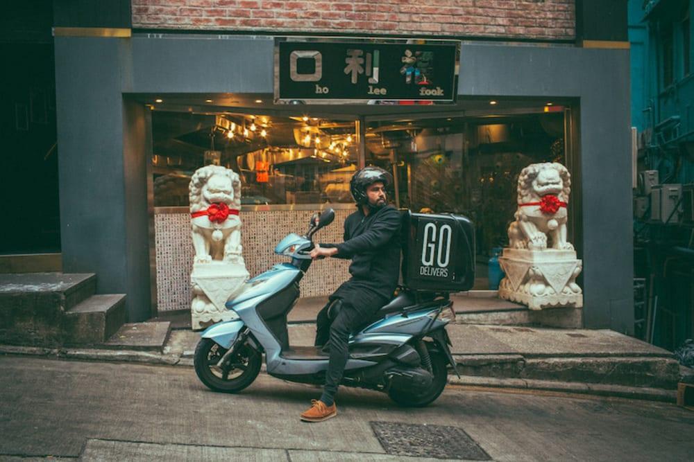 Ho Lee Fook Hong Kong