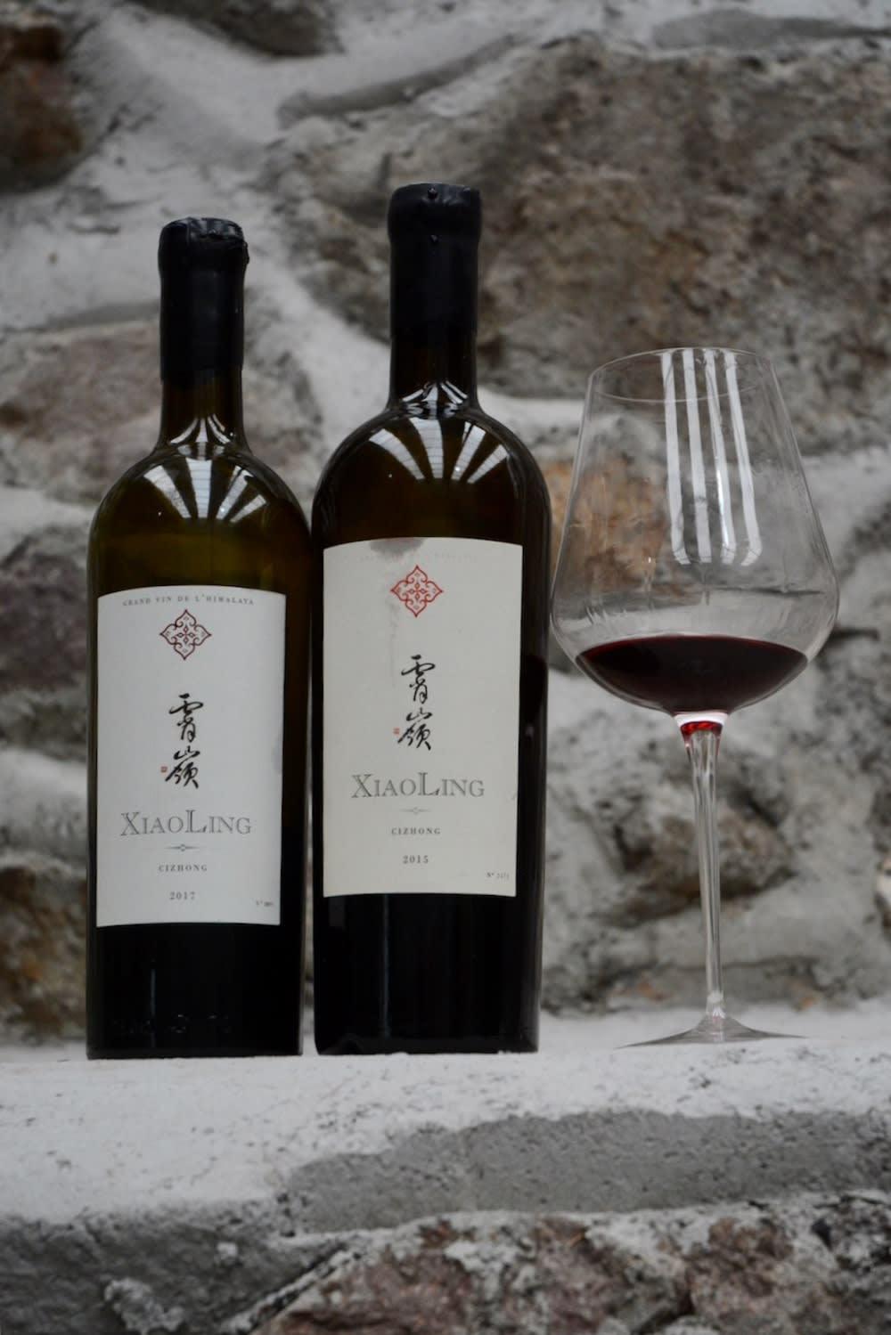 XiaoLing Estate wine