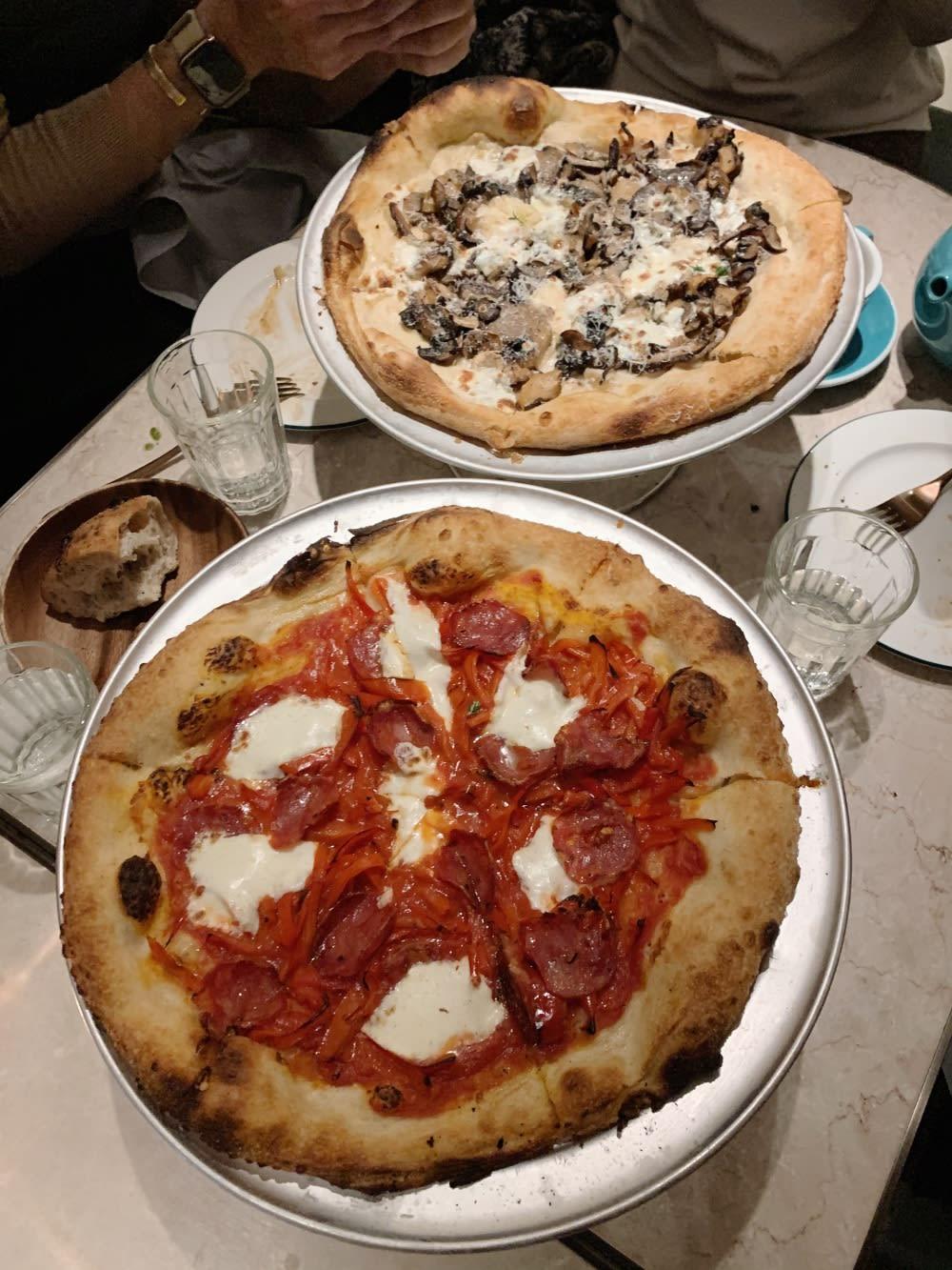 Emmer Pizzeria & Café Hong Kong