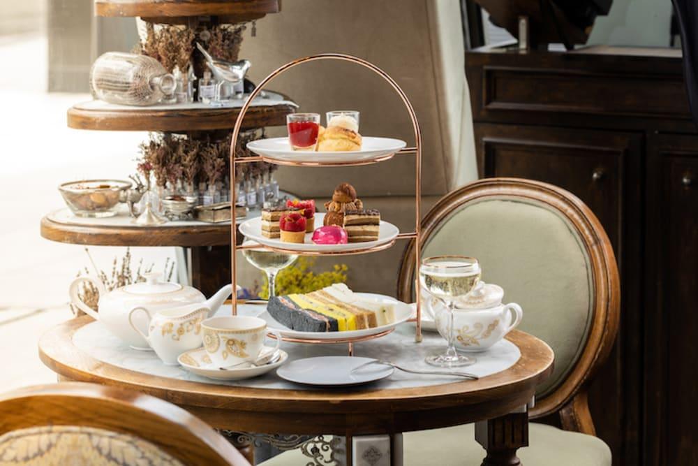 Afternoon tea at Dear Lilly Hong Kong