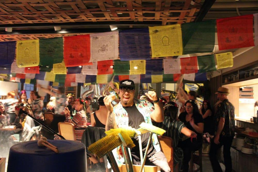 Night Carnaval Brunch at Uma Nota Hong Kong