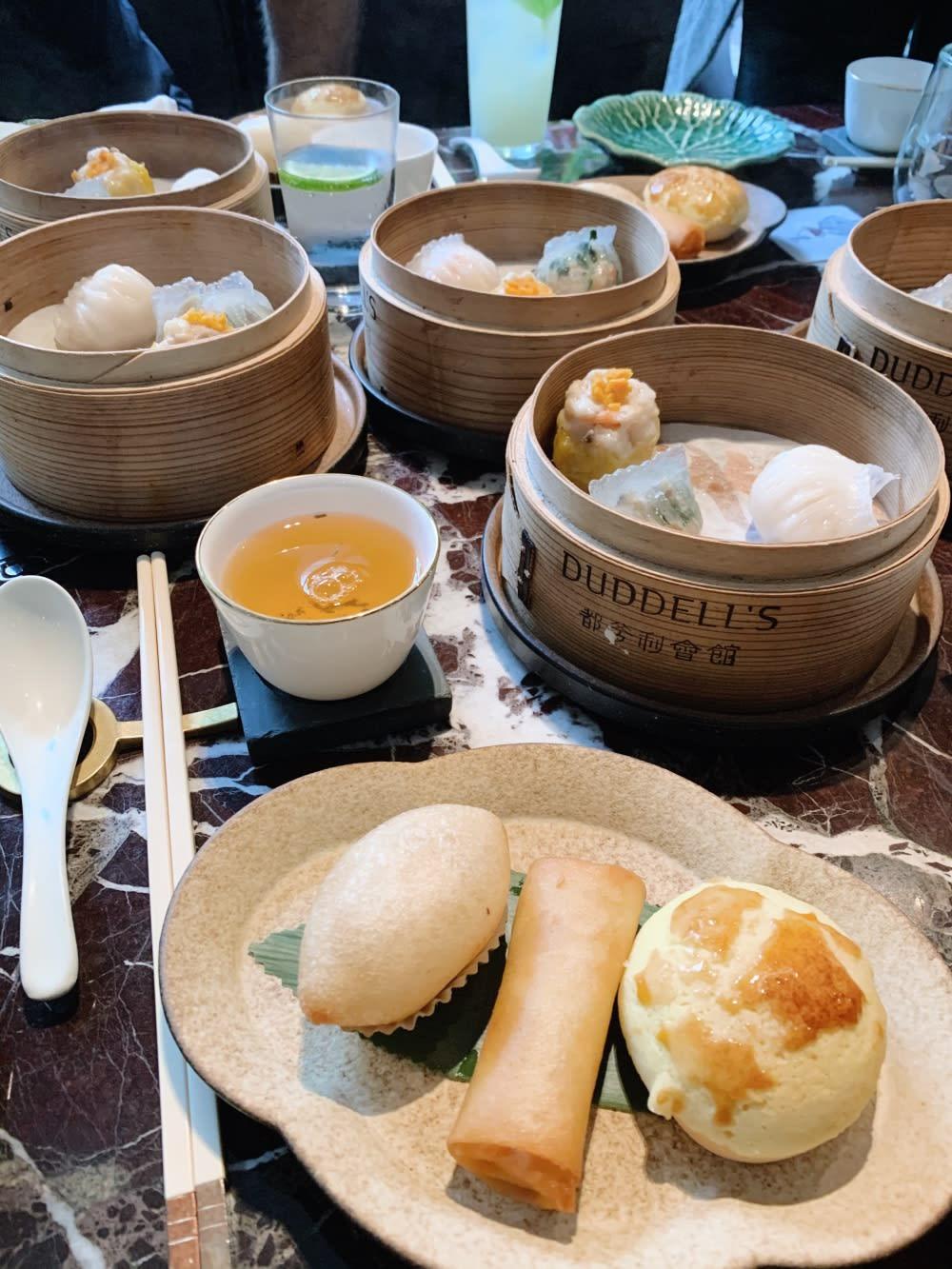Duddell's Hong Kong