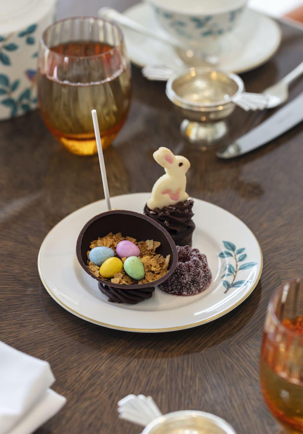 Children's Easter teatime treat at Fortnum & Mason Hong Kong
