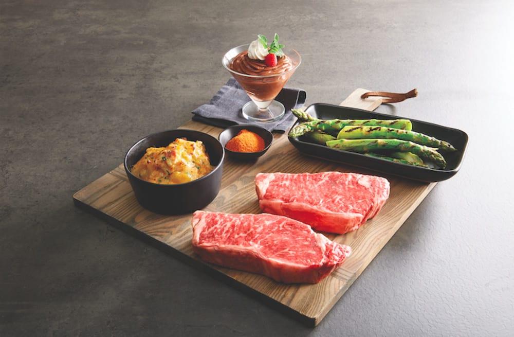 Morton's The Steakhouse Hong