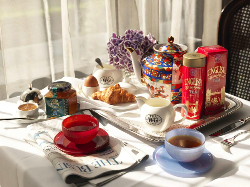 Tea WG Hong Kong