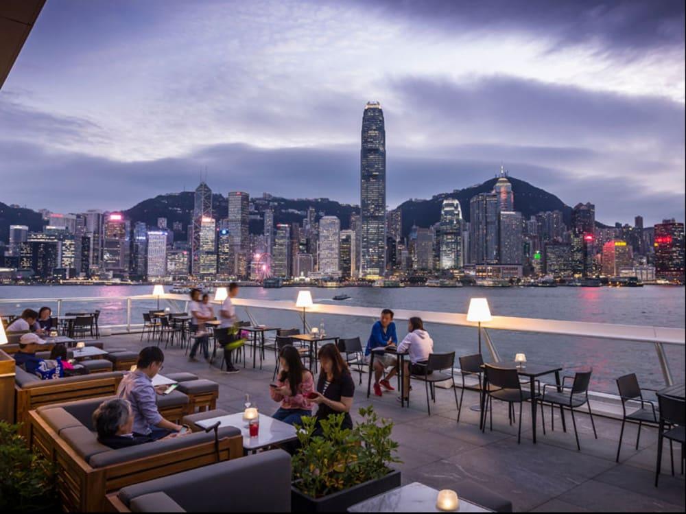 Harbourside Grill Hong Kong