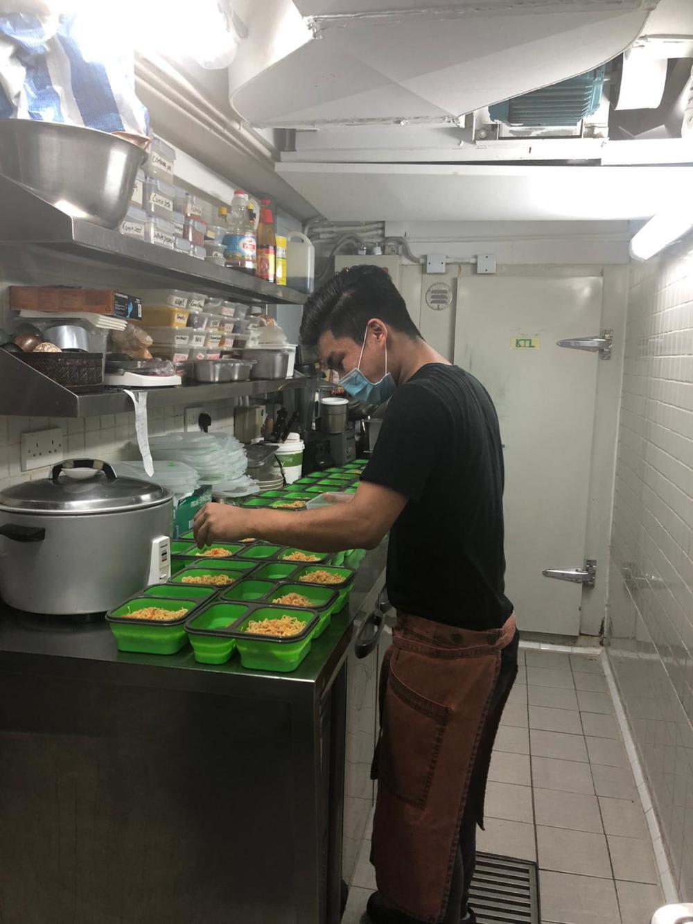 Meraki Hospitality Hong Kong