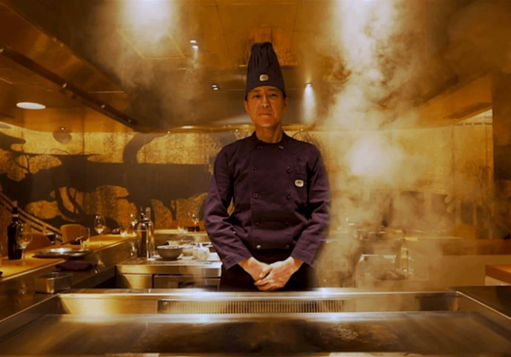 Chef Toru Takano