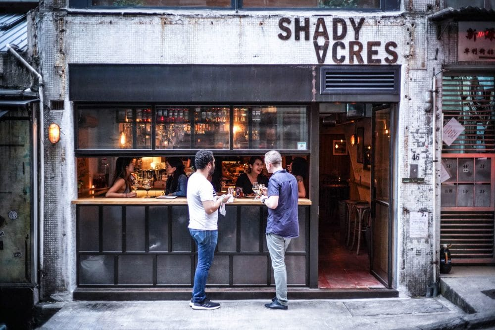 Shady Acres Hong Kong