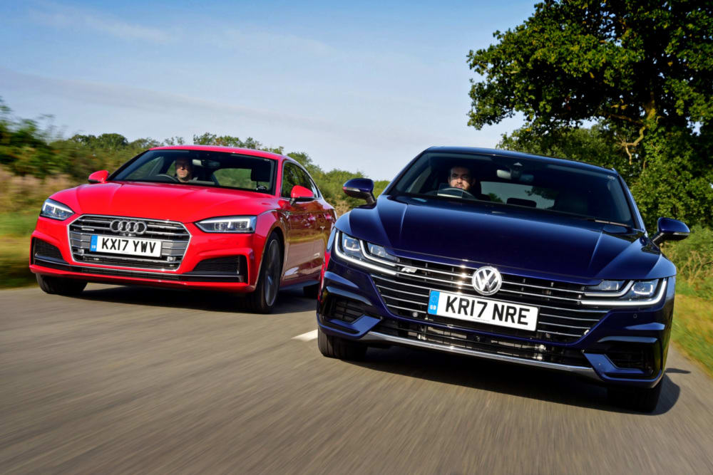 Audi vs Volkswagen