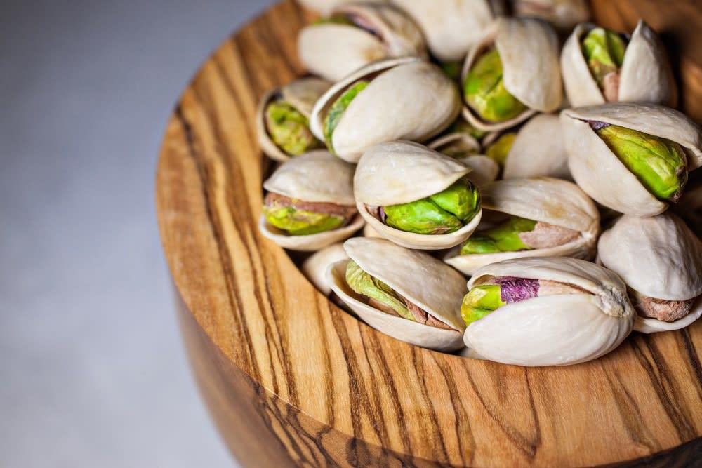 American pistachios