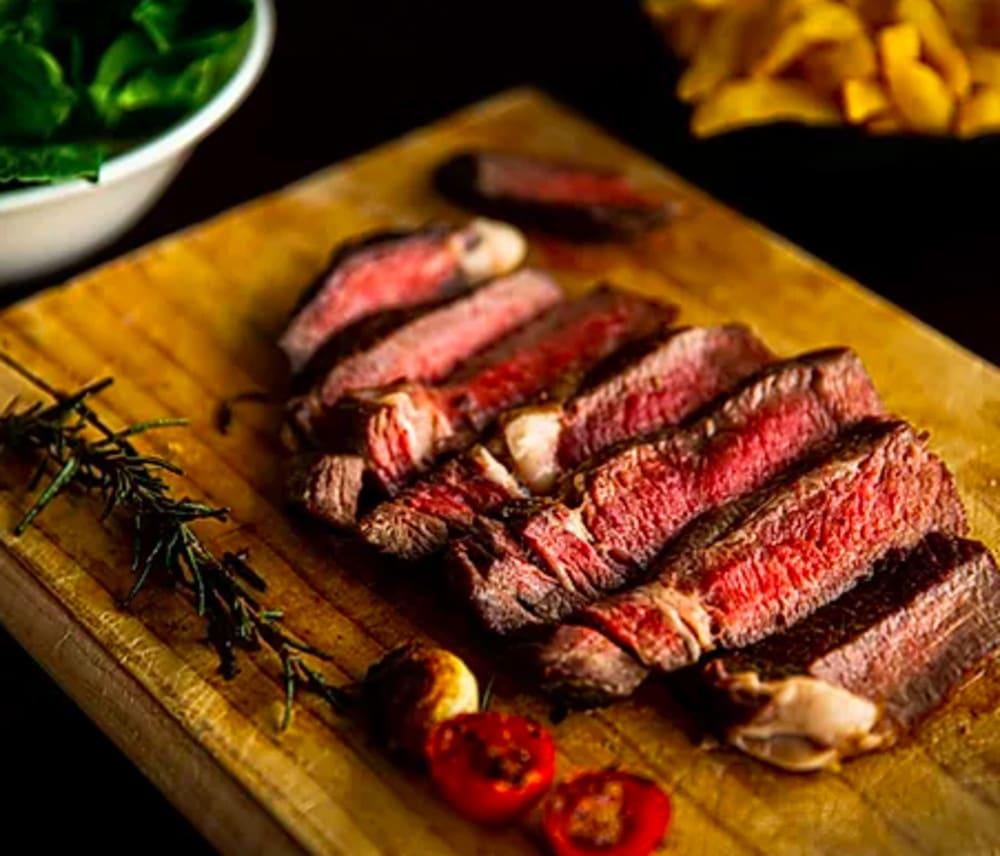 Moo Moo's Steak and Fries Hong Kong